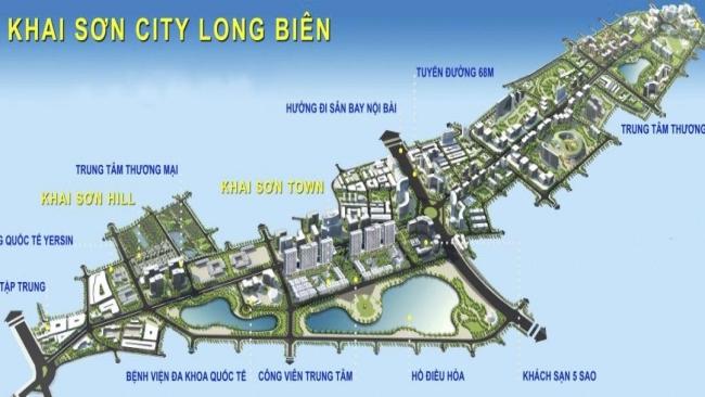 Quy hoạch tổng thể của Đất nền Quận Long Biên