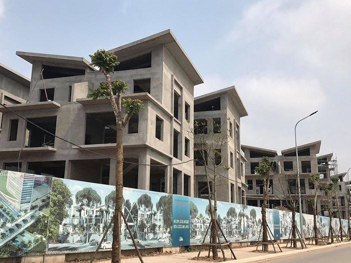 Tiến độ xây dựng và thiết kế Biệt thự Khai Sơn Hill