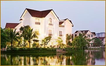 Phân khu biệt thự đẳng cấp Khai Sơn City