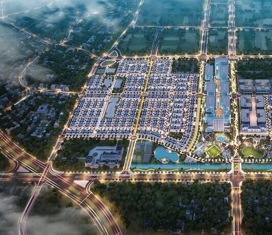 Quy hoạch tổng thể khu đô thị Vinhomes Wonder Park